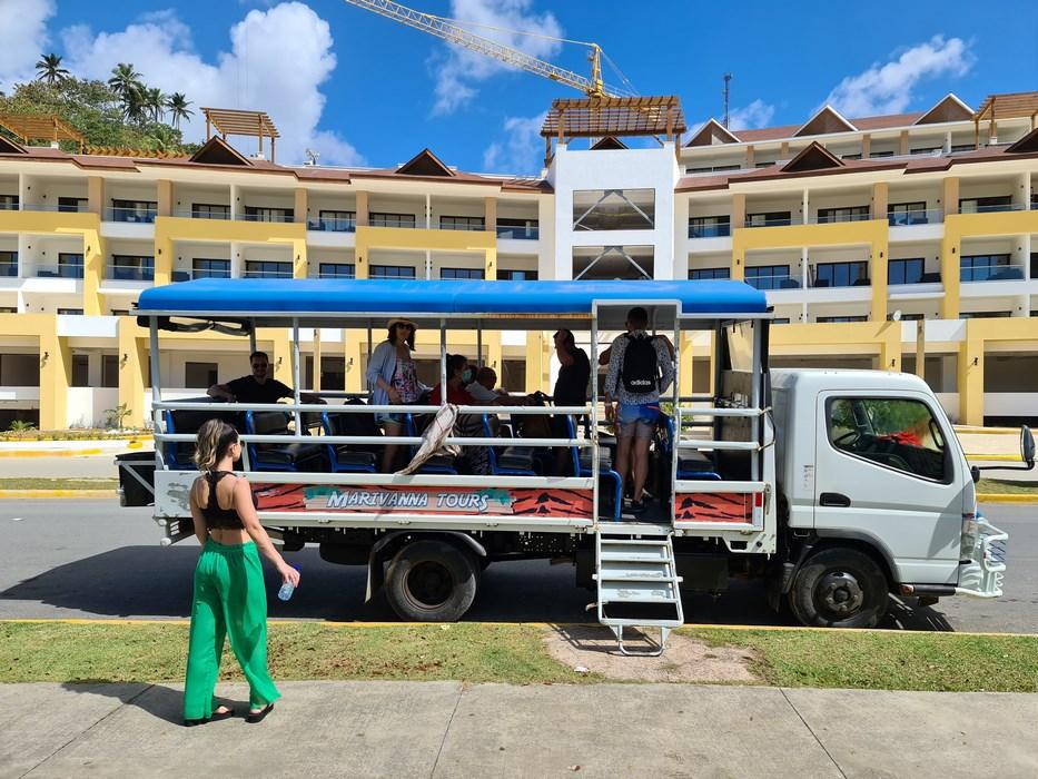 Transport Samana