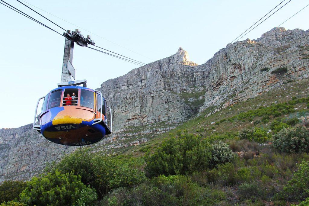 Telecabina Table Mountain