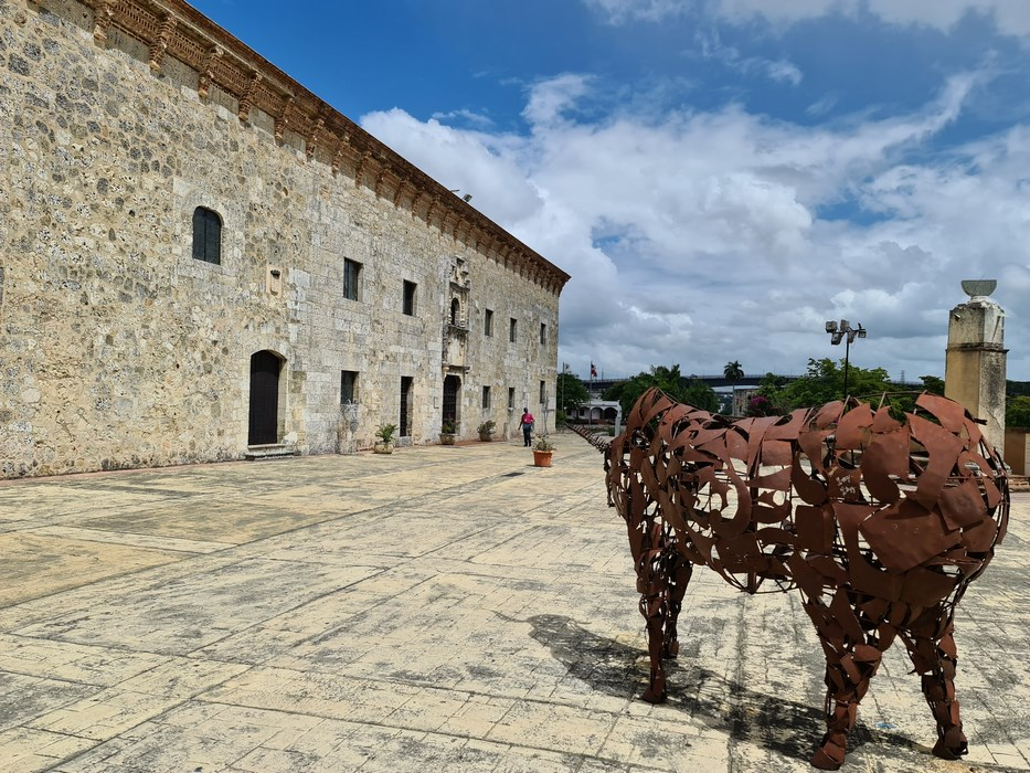 Statuie vaca
