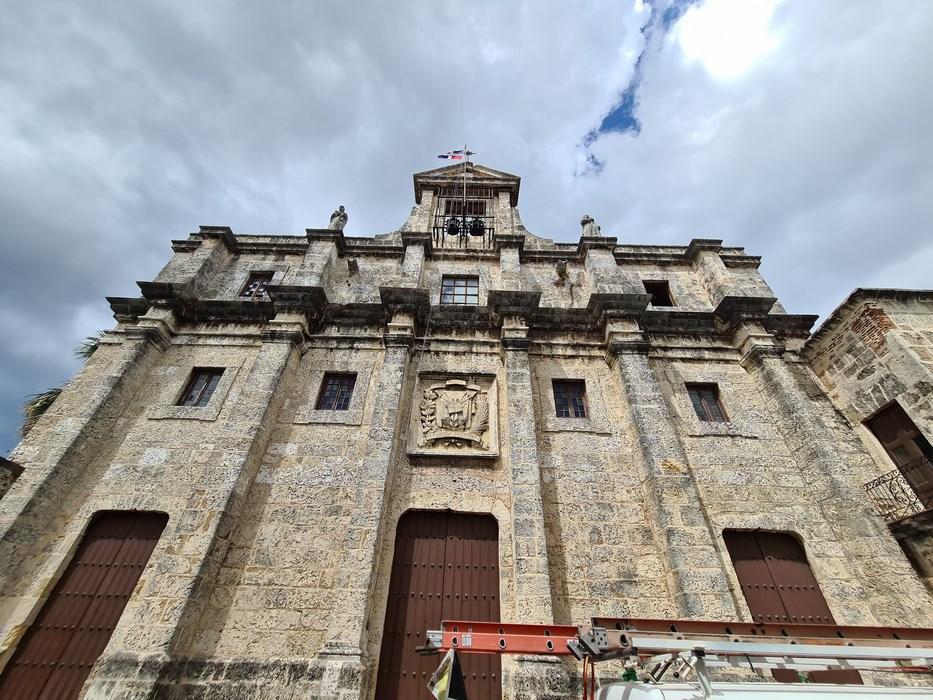 Panteon nacional Santo Domingo