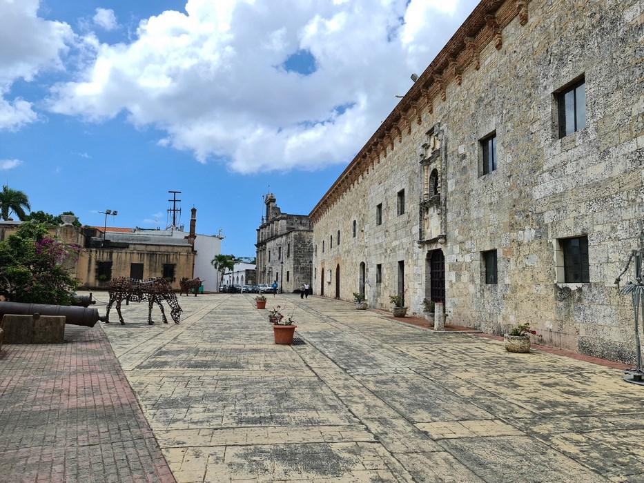 Zona veche Santo Domingo