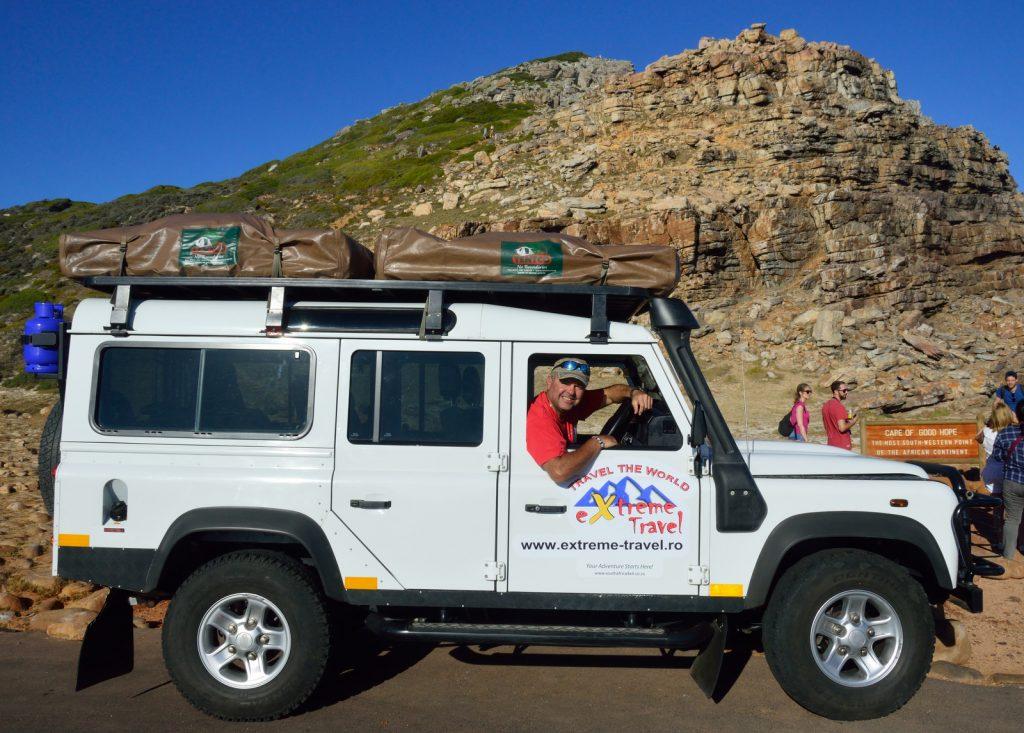Extreme Travel Africa de Sud