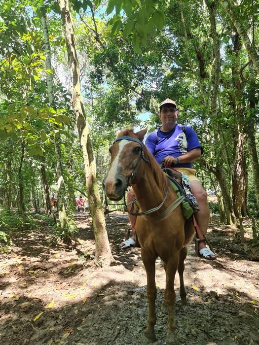 Pe cal in Samana