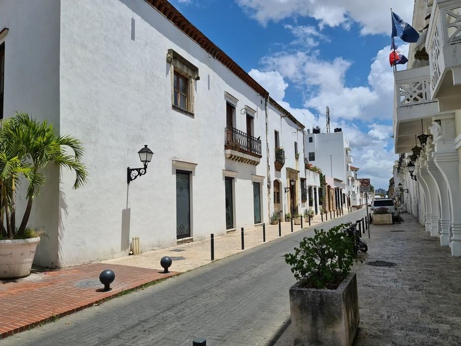 Zona coloniala Santo Domingo