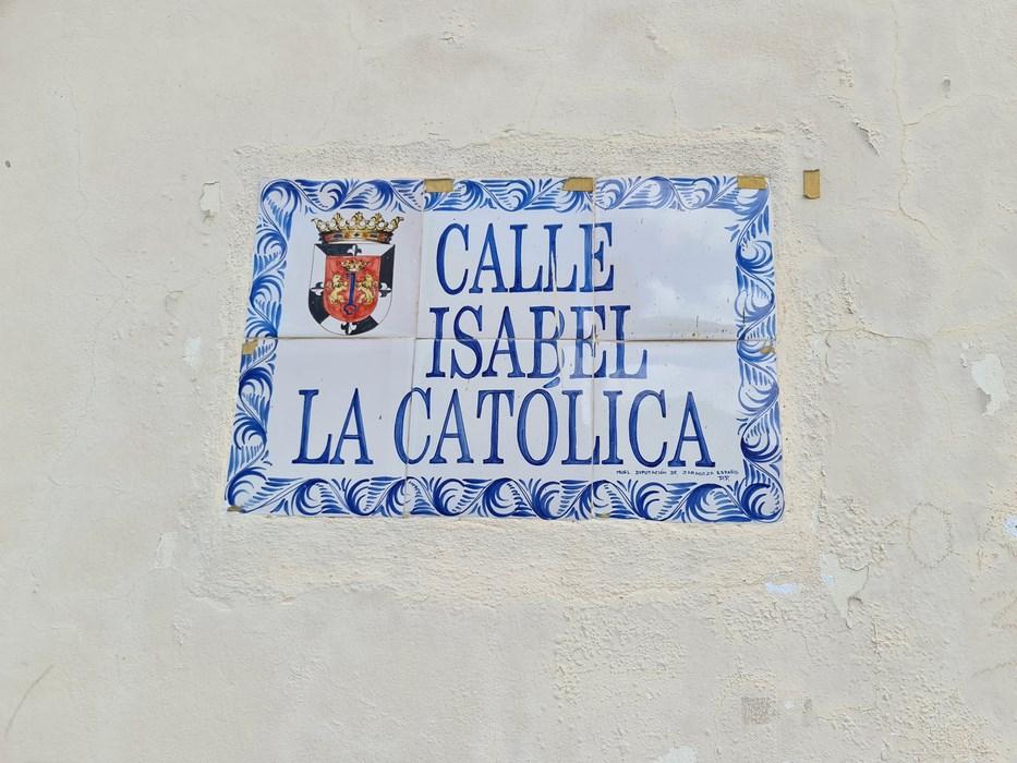 Calle Isabel la Catolica