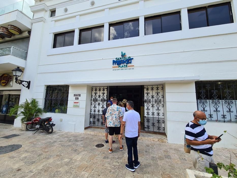 Magazin suvenituri Santo Domingo