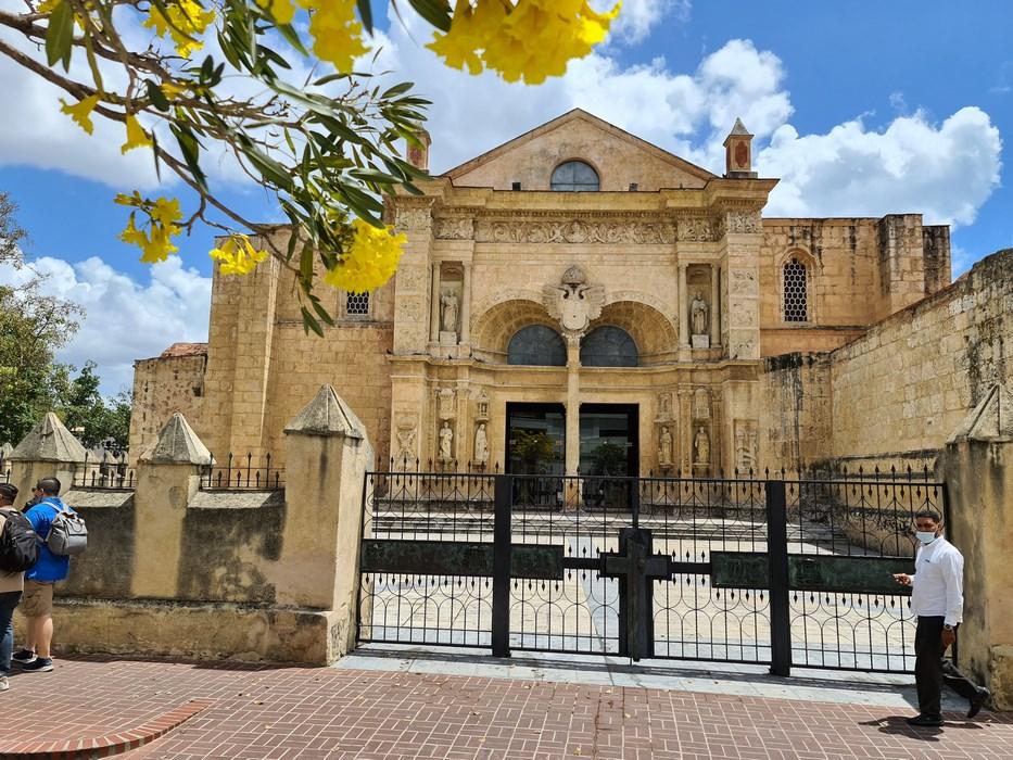 Catedrala din Santo Domingo