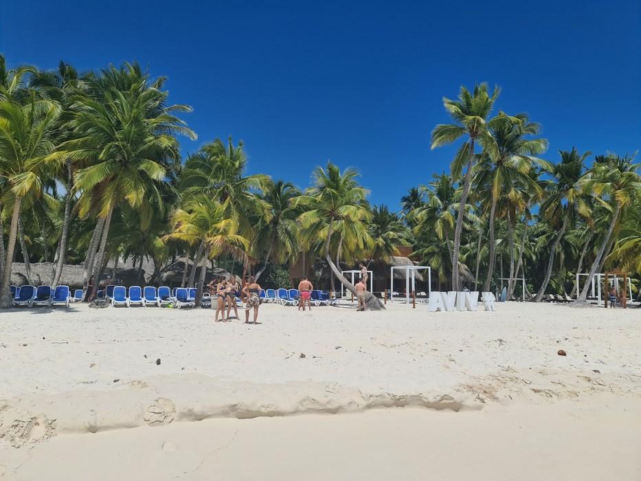 Plaja Saona Republica Dominicana