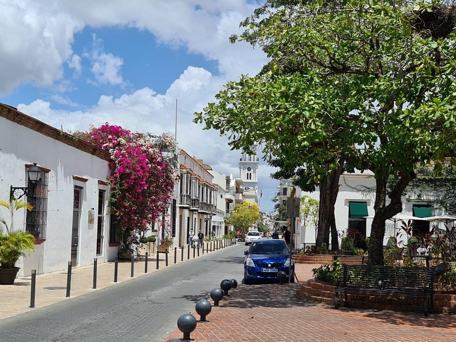 Strazi Santo Domingo