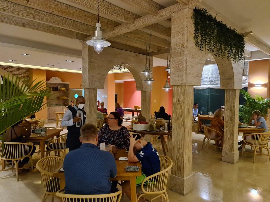 Restaurant italian Iberostar Selections Bavaro Punta Cana