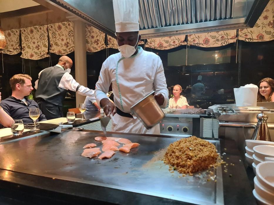 Restaurant japonez Iberostar Selections Bavaro