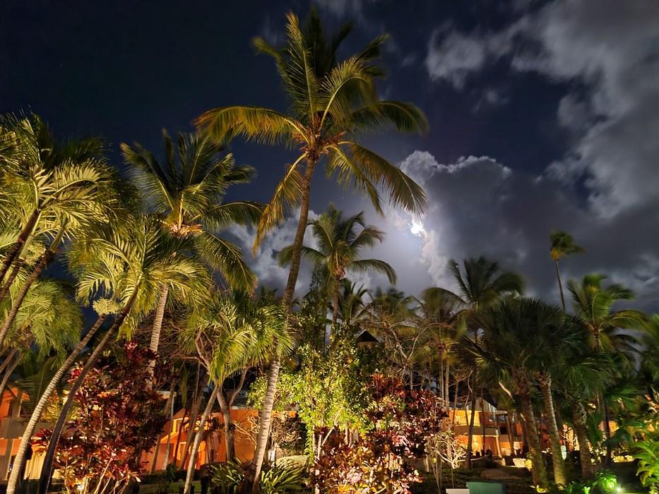 Iberostar Selections Bavaro Punta Cana noaptea