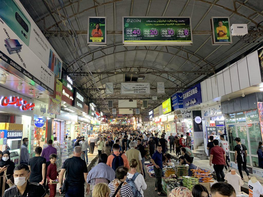 Bazarul din Duhok