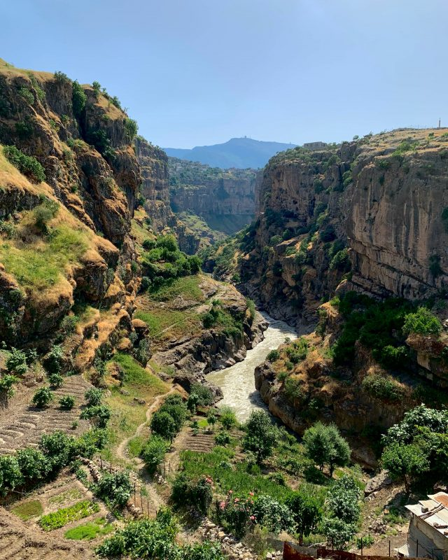 Canionul Rawanduz