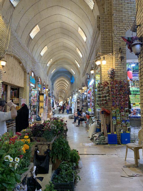 Erbil bazarul