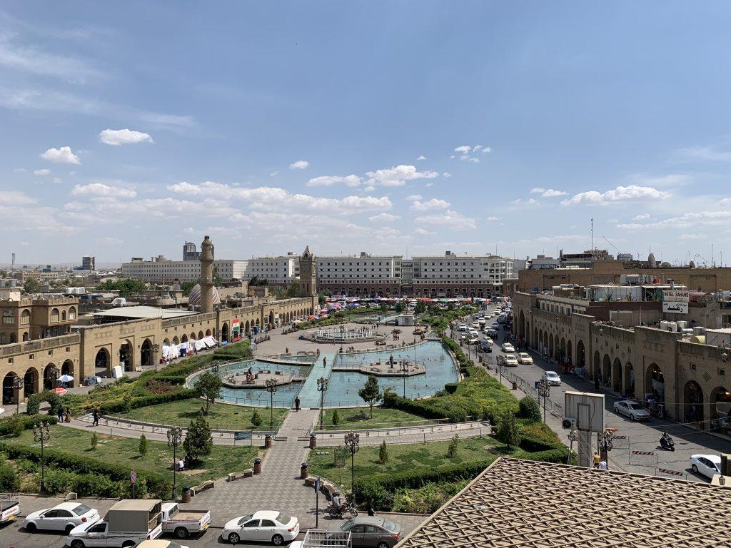 Erbil piata centrala