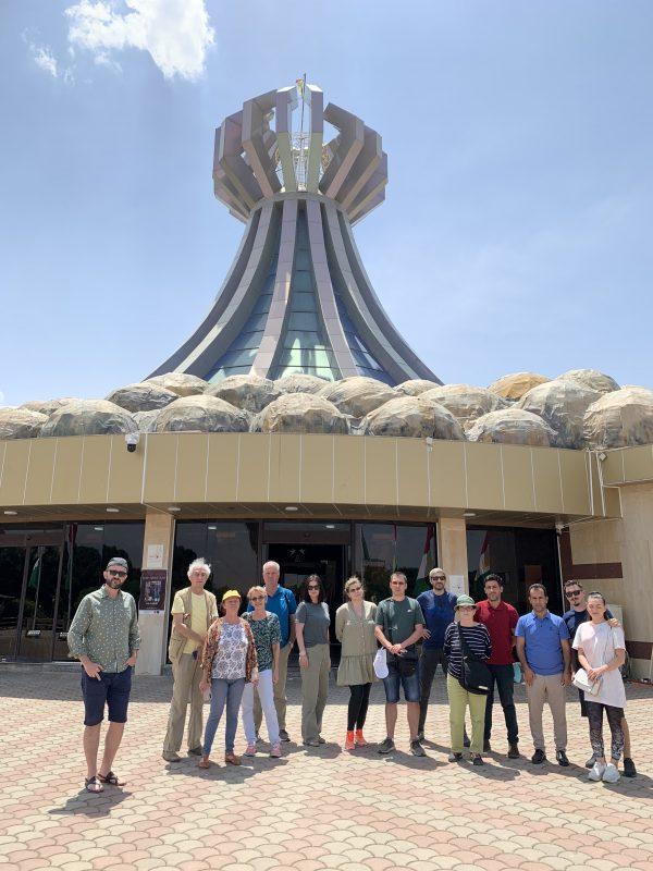Monumentul de la Halabja