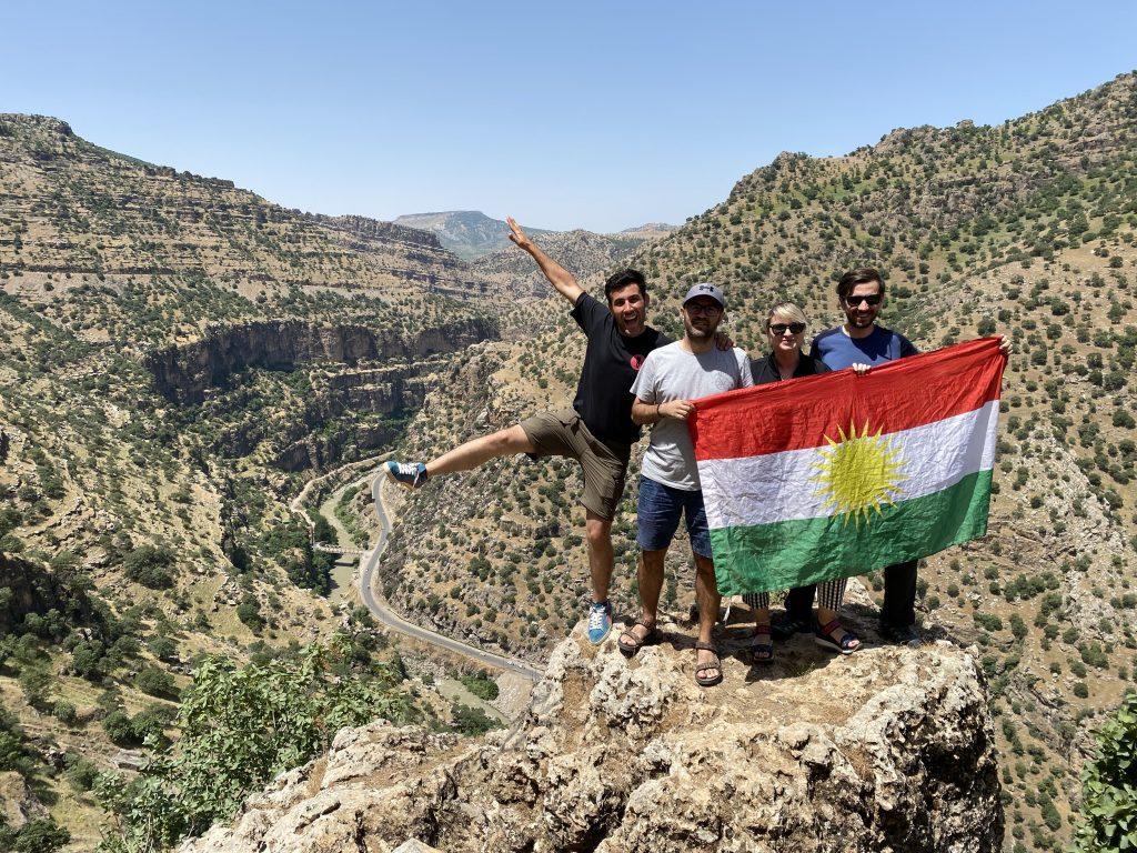 We love Kurdistan