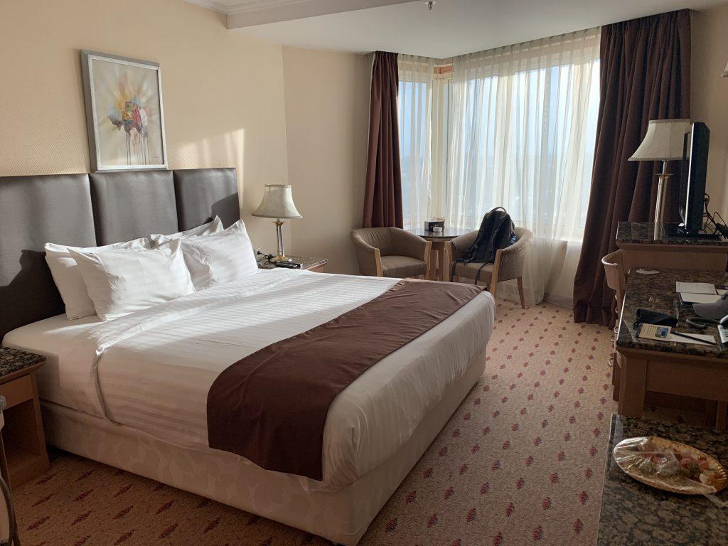 camera de la Erbil International Hotel