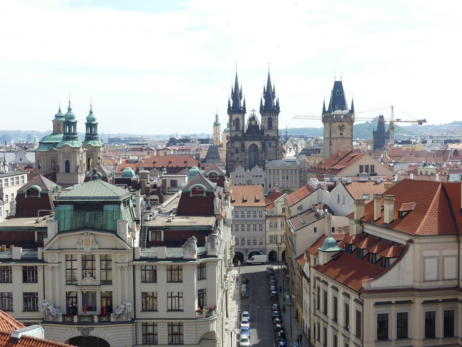 Praga Bonusway