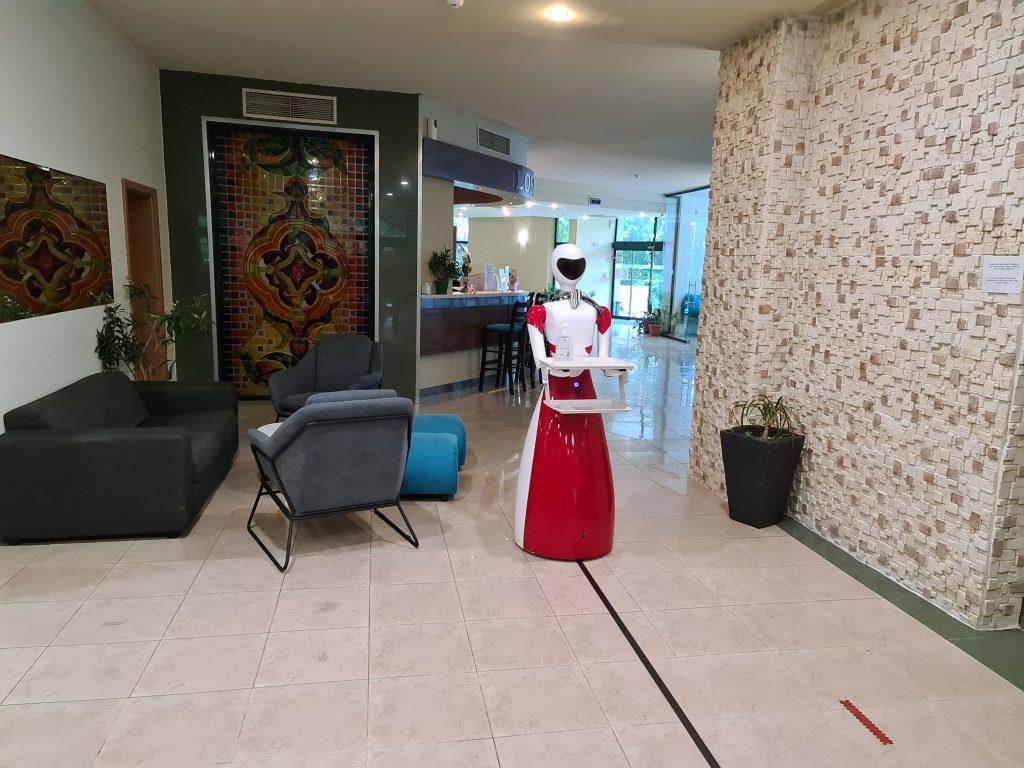 Robot Palm Beach Hotel