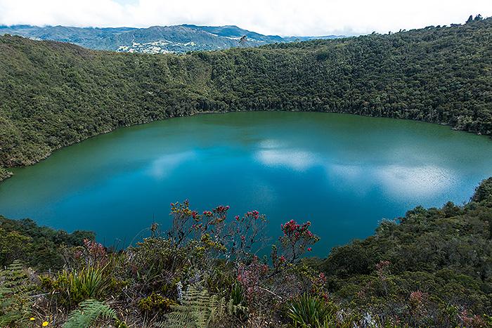 Lacul Guatavita