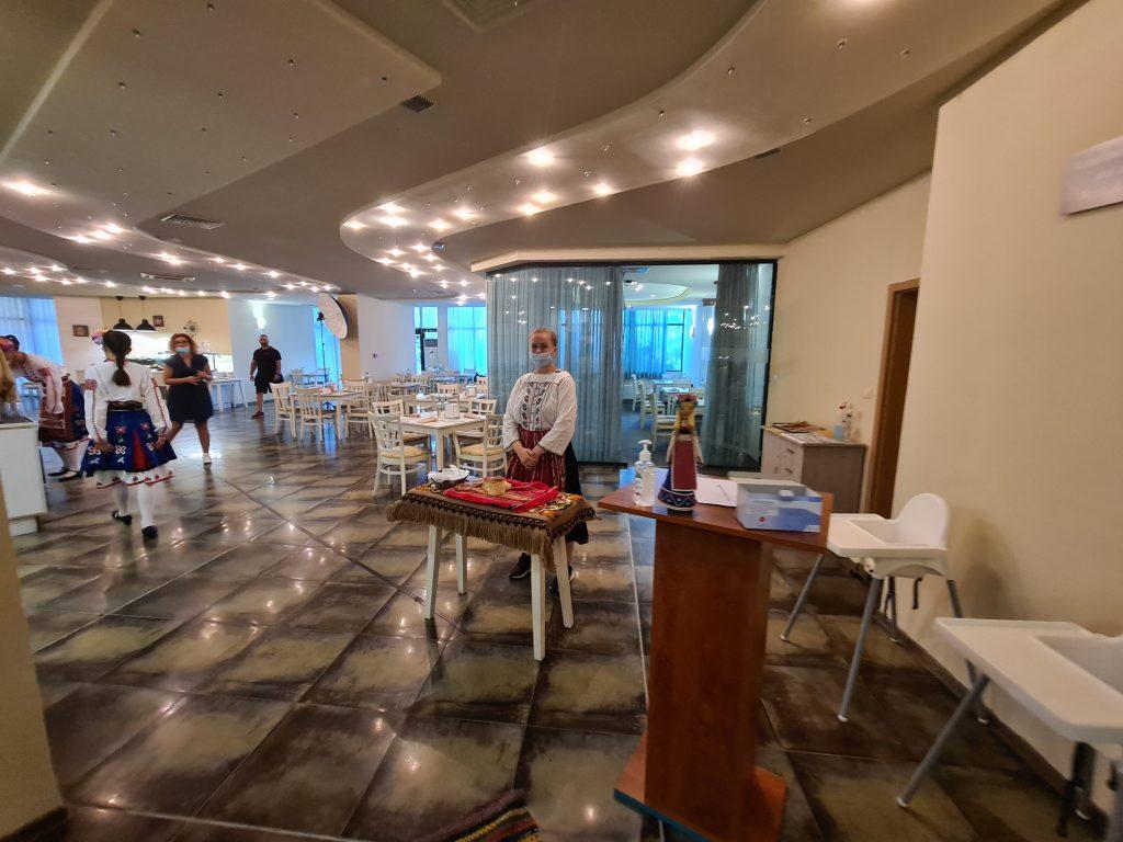 Restaurant Palm Beach Hotel
