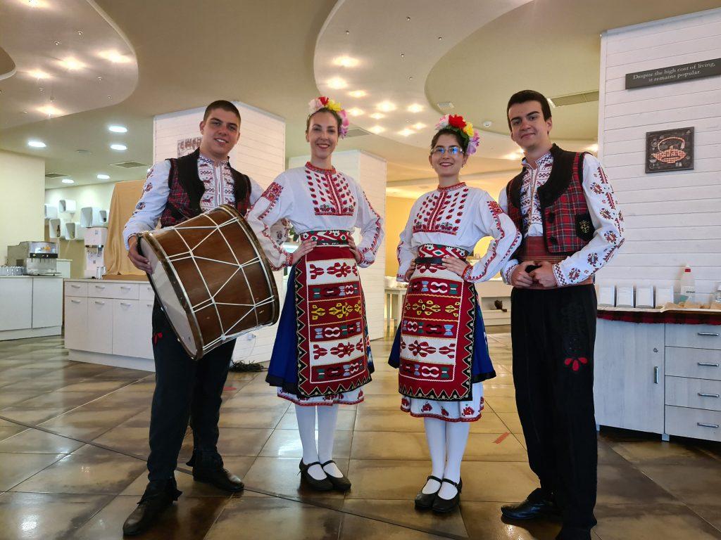 Dansatori Bulgaria