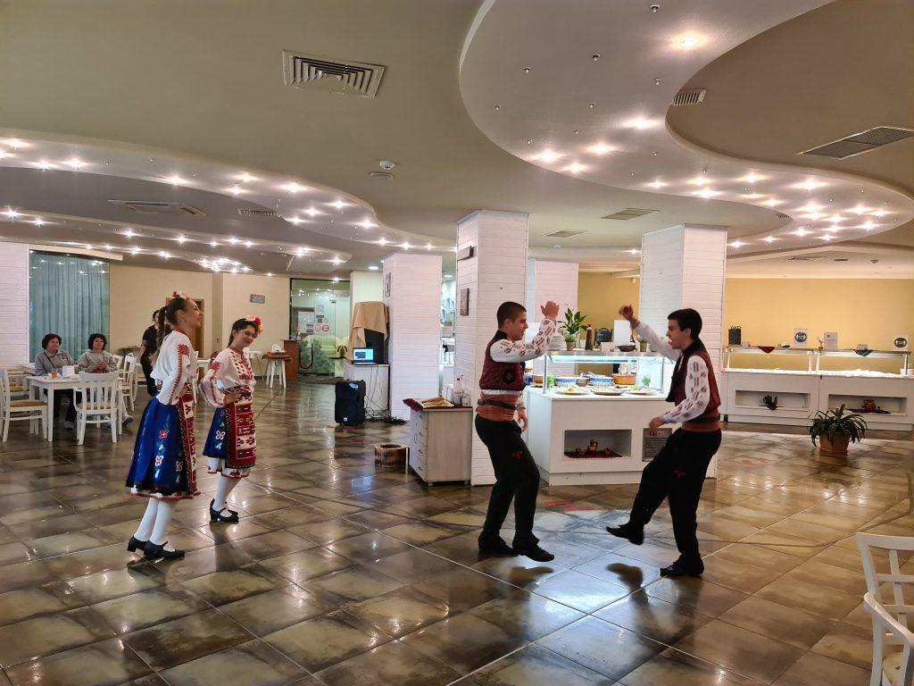 Dansuri populare bulgaresti