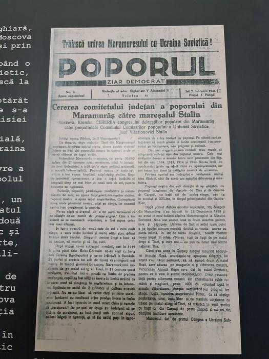 Maramures sovietic