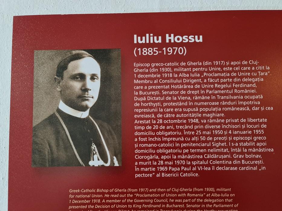 Cardinalul Hossu