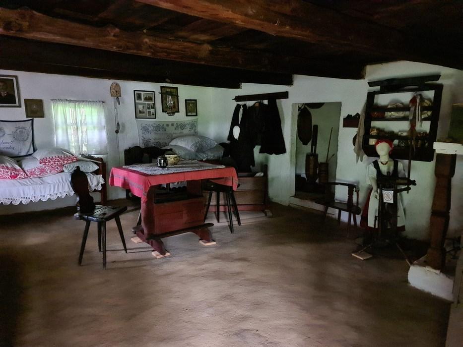 Muzeul Satului Cernat
