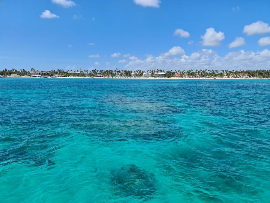 Marea la Punta Cana