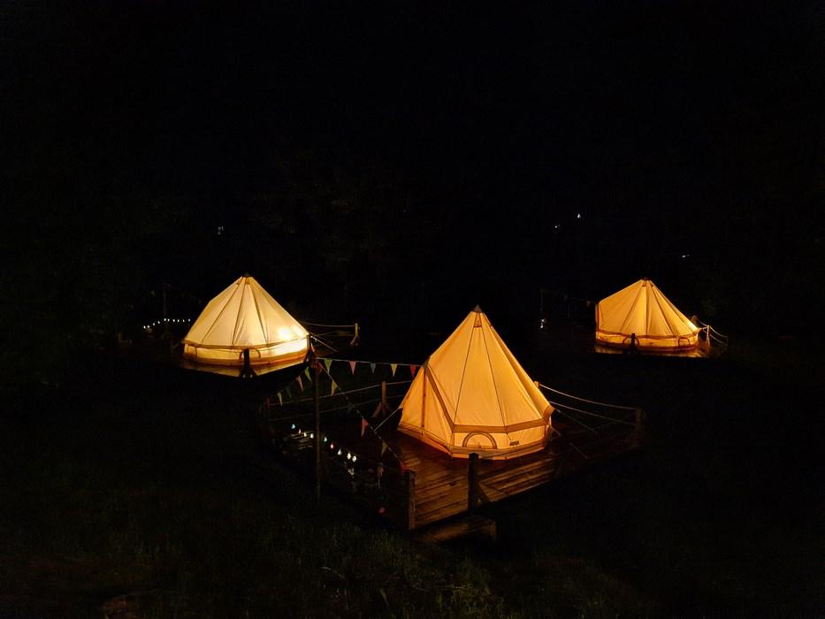 My lake Glamping noaptea