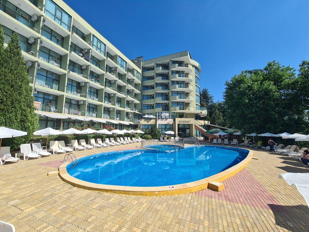 Piscina Palm Beach Hotel