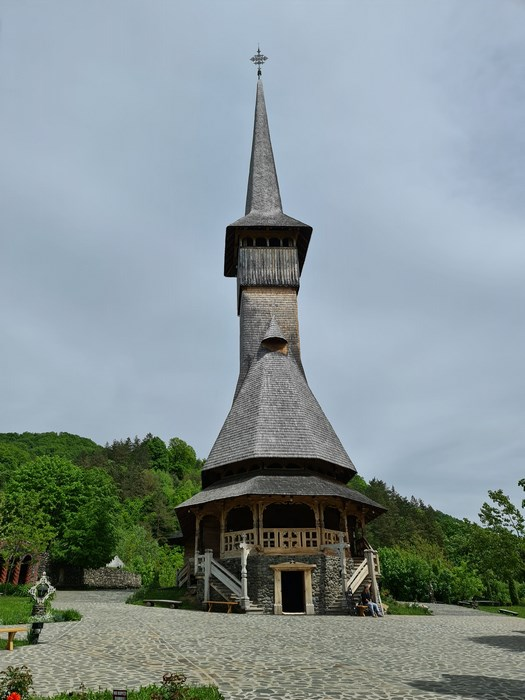 Biserica Manastirea Barsana