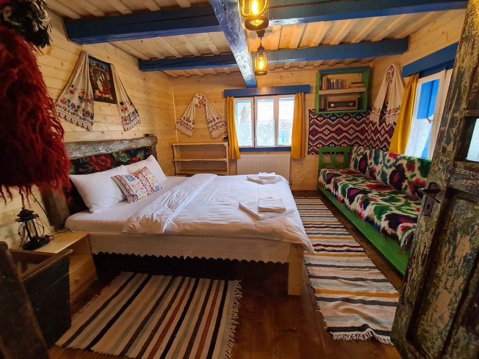 Camera Casa Morosenilor