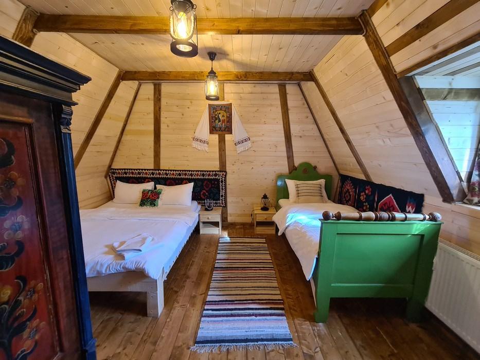 Dormitor Breb