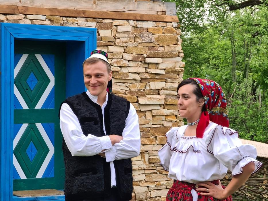 Andreea si Marius Casa Morosenilor