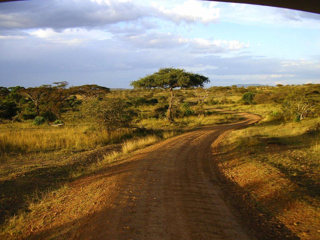 Drumuri Masai Mara
