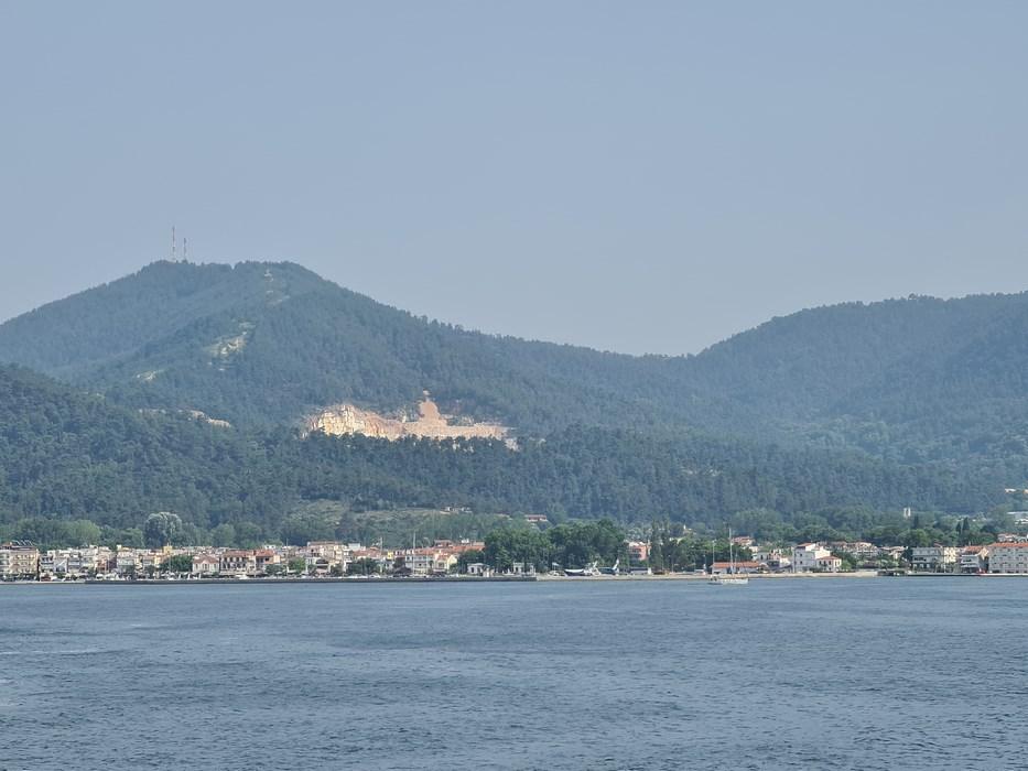 Panorama Thasos