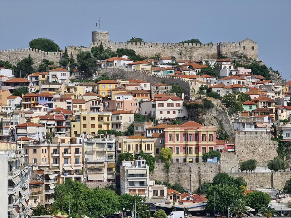 Cetatea Kavala
