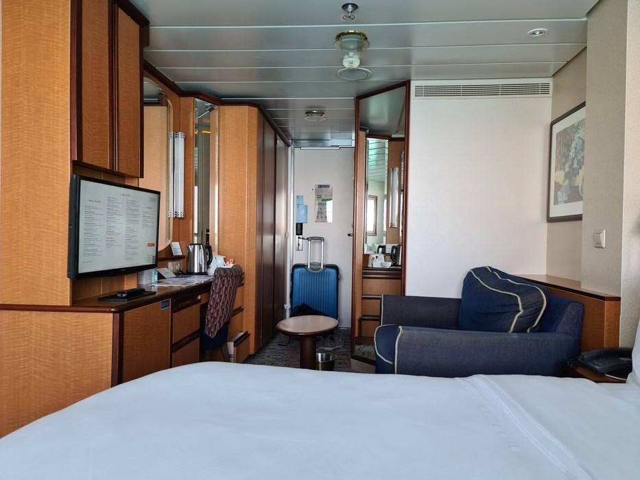 Cabina cu balcon Royal Caribbean