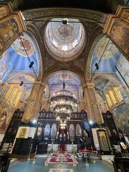 Catedrala Varna interior