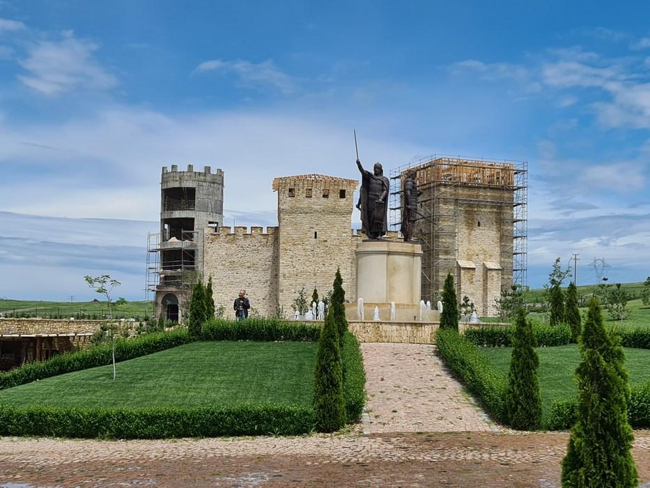 Cetate al doilea imperiu bulgar