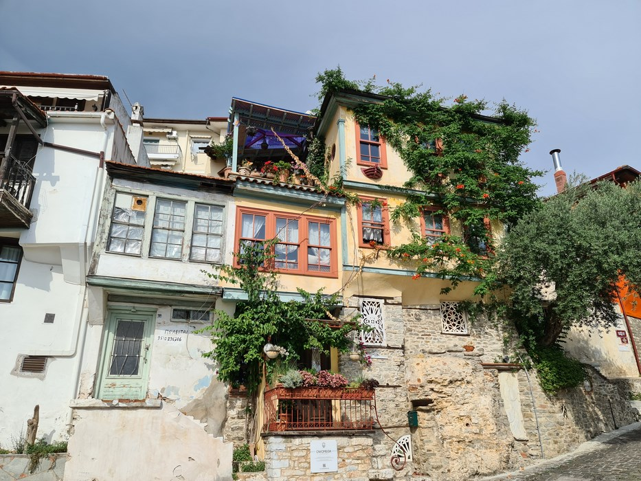 Kavala arhitectura balcanica