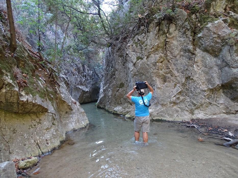 Potami Gorge Samos