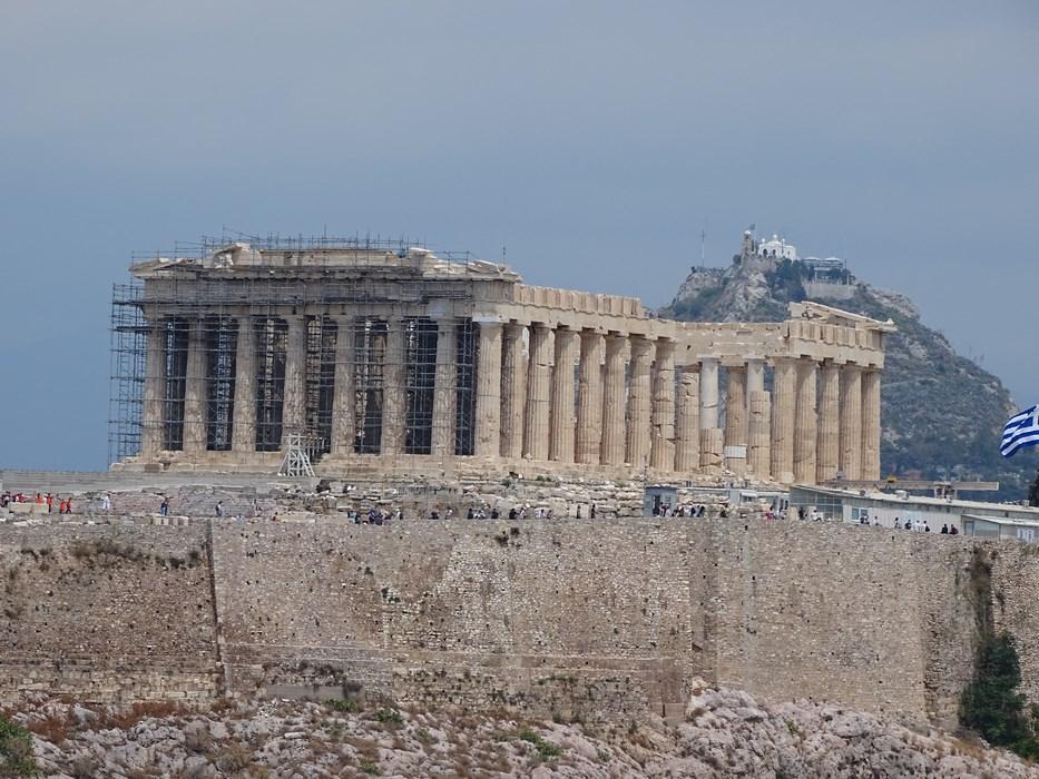 Parthenon Atena
