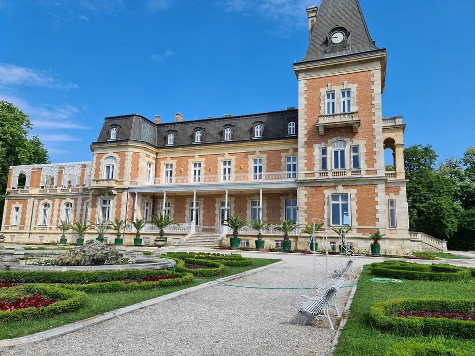 Palatul Euxinograd Bulgaria