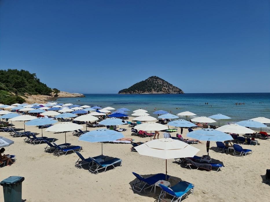 Paradise Beach Thasos